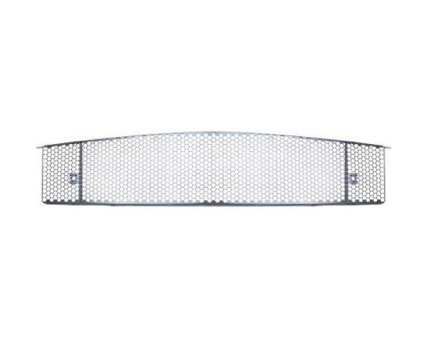 Ford Mustang Grille - With Openings For Fog Lights - Reproduction