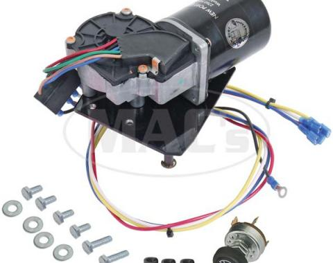 Wiper Motor Kit, 1964-1968 Mustang, 2-Speed