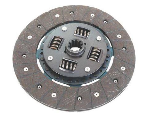 Clutch Disc - 8-1/2 Diameter - 10 Spline - 144 6 Cylinder -Falcon