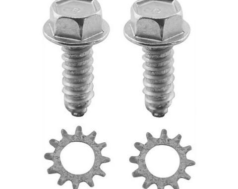 Ford Mustang Alternator Voltage Regulator Fastener Set