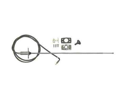 Daniel Carpenter Ford Mustang Radio Antenna Assembly - Teardrop Shaped Mast D1ZZ-18813