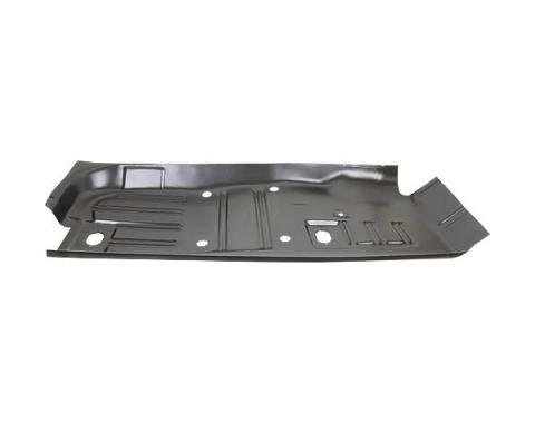 Ford Mustang Floor Pan - Right - Full Length - 59 Long X 23Wide