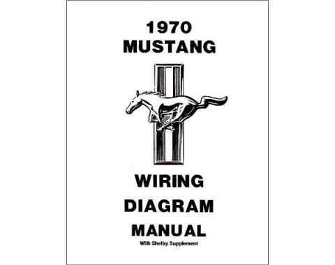 Mustang Wiring Diagram - 12 Pages - 13 Illustrations