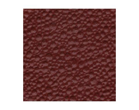 Ford Mustang Headliner - Crater Vinyl - Dark Red Or Maroon #19 - Coupe
