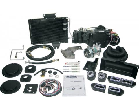 Mustang Gen IV Complete Air Conditioning Kit, 1964-1966