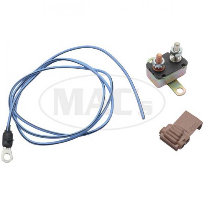 Ford Mustang Fog Light Circuit Breaker