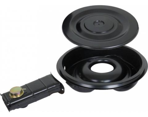Ford Mustang Ram Air Cleaner Housing - For Functional Ram Air Hood
