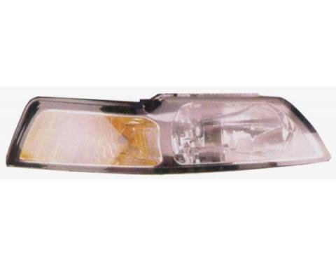 Mustang Head Lamp R/H (LHD) Ass'y 1999-00