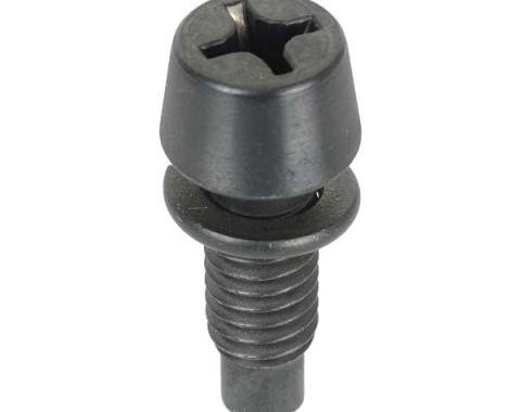 Ford Mustang Seat Track Bolt Set - 4 Pieces