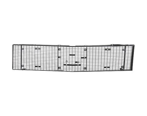 Ford Mustang Grille - No Openings For Fog Lights - Reproduction