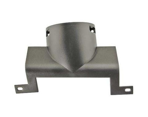 Daniel Carpenter Ford Mustang Lower Steering Column Cover - Black Plastic D1ZZ-6504459