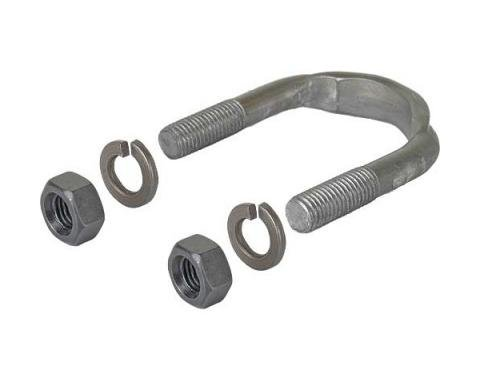 U-bolt Set - Universal Joint - 5/16-24 Threads