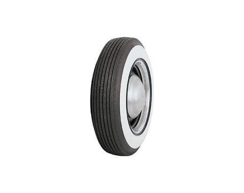 Tire - E78 x 14 - 2-3/8 Whitewall - Coker Classic