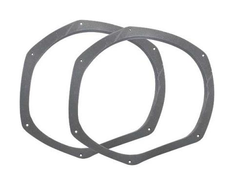 Daniel Carpenter Ford Mustang Air Vent Gaskets C9ZZ-6501999