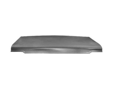 Ford Mustang Trunk Lid - Coupe & Convertible Except California Special Or GT350 Or GT500