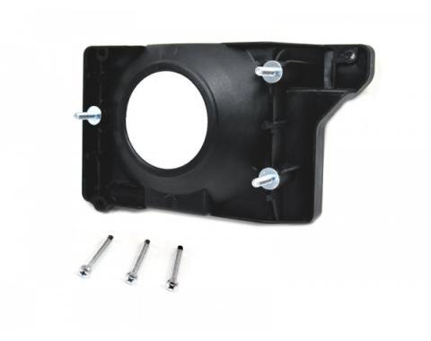 Ford Mustang Headlight Adjusting Plate w/ Hardware, Left  1987-93