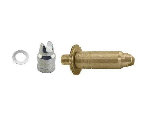 Brake Shoe Self Adjuster Screw - Right - Front Or Rear - E100