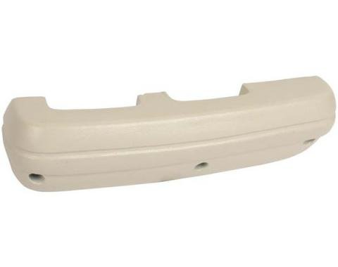 Ford Mustang Arm Rest - White - Right - Standard Interior