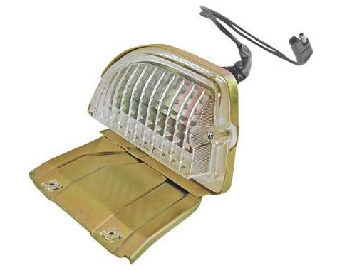 Ford Mustang Parking Light Assembly - Left