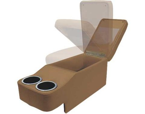Ford Mustang Saddle Console - Coupe & Fastback & Convertible - Palomino