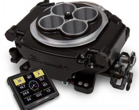 Holley Sniper EFI Conversion Kit, 650HP, Black
