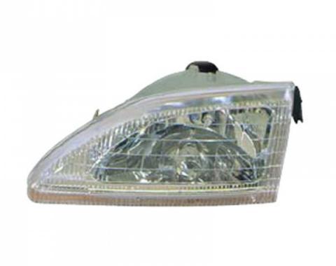 Mustang Head Lamp R/H (LHD) 1994-98