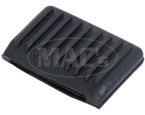 Ford Mustang Windshield Washer Pedal Pad - Rubber