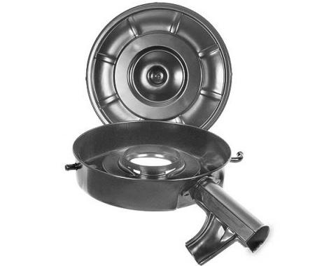 Ford Mustang Air Cleaner Assembly - California Emissions Version - Exact Reproduction - V-8 With California Emissions Equipment