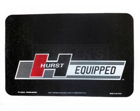 Fender Cover Gripper, Black With Hurst Logo