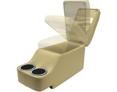 Ford Mustang Humphugger Console - Coupe & Fastback - NuggetGold