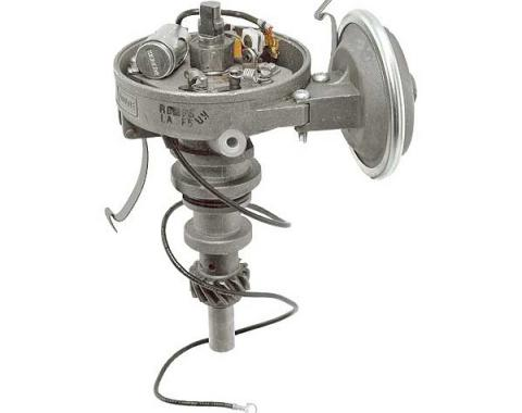 Distributor - Remanufactured - 170 6 Cylinder Without Smog Equipment