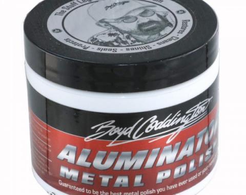 Boyd Coddington Aluminator Metal Polish, 4 oz.