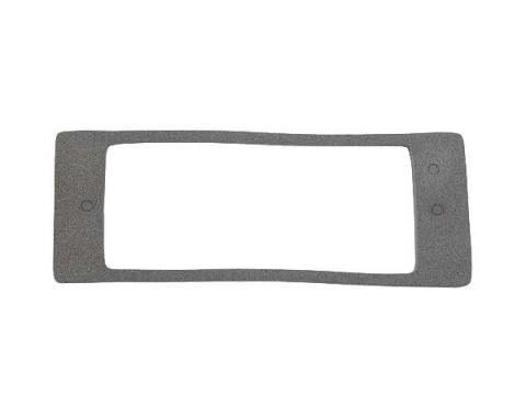 Door Courtesy Light Mounting Pad - Foam - Ford Body Styles 57F, 63C, 63F & 76B