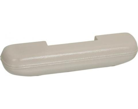 Ford Mustang Arm Rest - Parchment - Left Or Right - Standard Interior