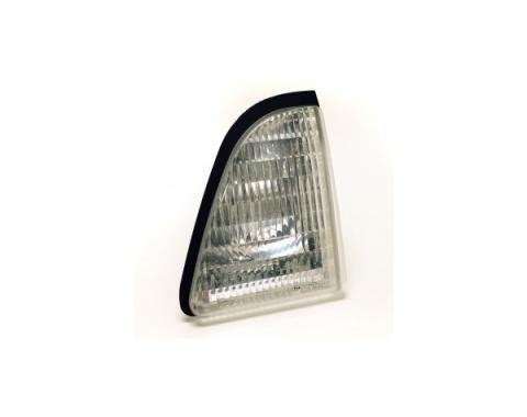 Mustang Park Lamp L/H W/O Socket W/SAE 1987-93