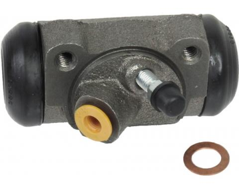 "Mustang/Falcon Wheel Brake Cylinder, 170/200ci 6-Cylinder, Left Front, 1-1/16"" Bore, 1960-1970"