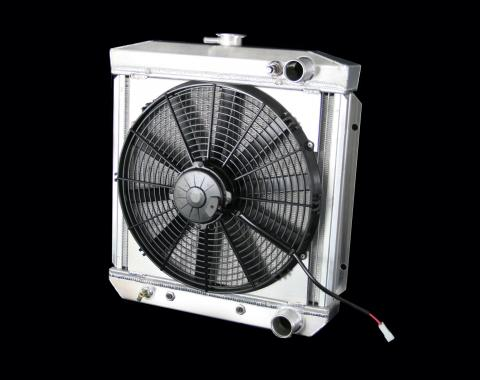 DeWitts 1967 Ford Mustang Radiator Fan Combo, Automatic 32-4138004A