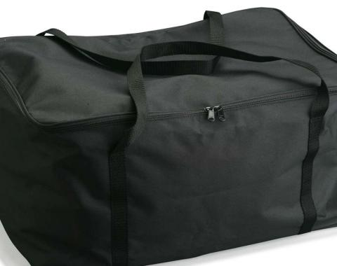 Zippered Storage Tote Bag, Small