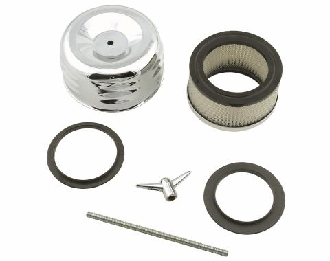 Mr. Gasket Louvered Air Cleaner 6475