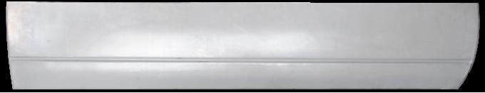 Key Parts '89-'97 Lower Door Skin, Passenger's Side N0544220R