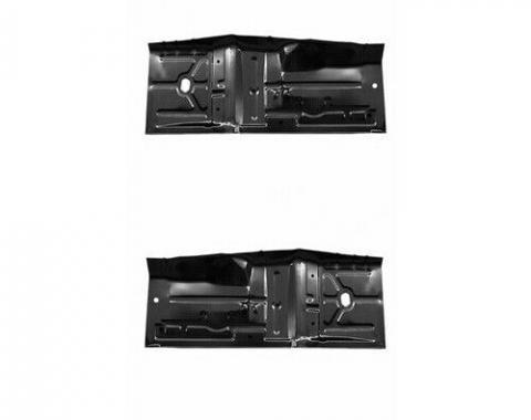 1979-1993 Mustang Full Length Floor Pan, Left & Right