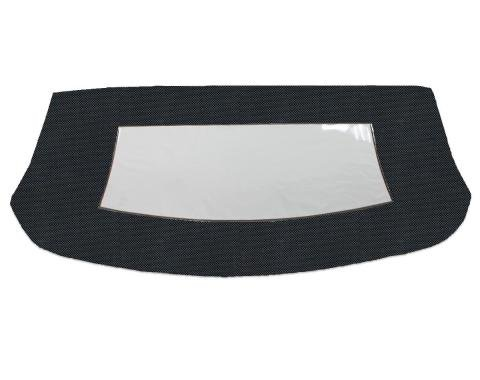Kee Auto Top CD2024CO33SP Convertible Rear Window - Vinyl, Direct Fit