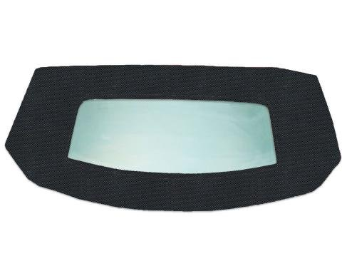 Kee Auto Top HG0289TN33SP Convertible Rear Window - Vinyl, Direct Fit