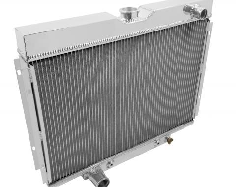 Frostbite Aluminum Radiator FB151
