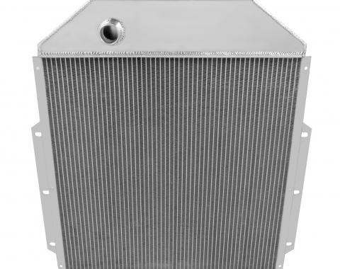 Frostbite Aluminum Radiator FB204