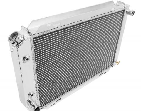 Frostbite Aluminum Radiator FB168