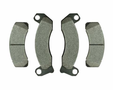 Right Stuff 84 - 93 Ford Mustang; Front Brake Pads DP199