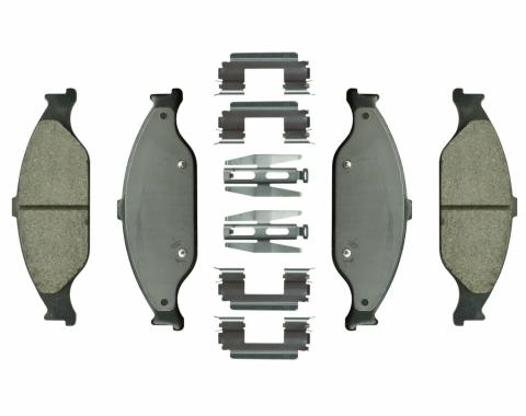 Right Stuff 99 - 04 Ford Mustang; Brake Pads DP804
