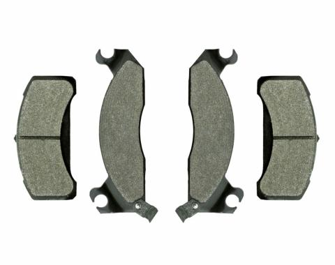 Right Stuff 83 - 93 Ford Mustang/LTD Thurnderbird/Capri/Cougar/Marquis; Brake Pads DP310