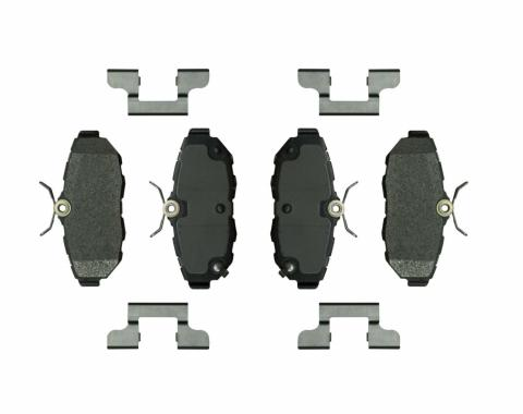 Right Stuff 11 Ford Mustang;Rear Brake Pads DP1465